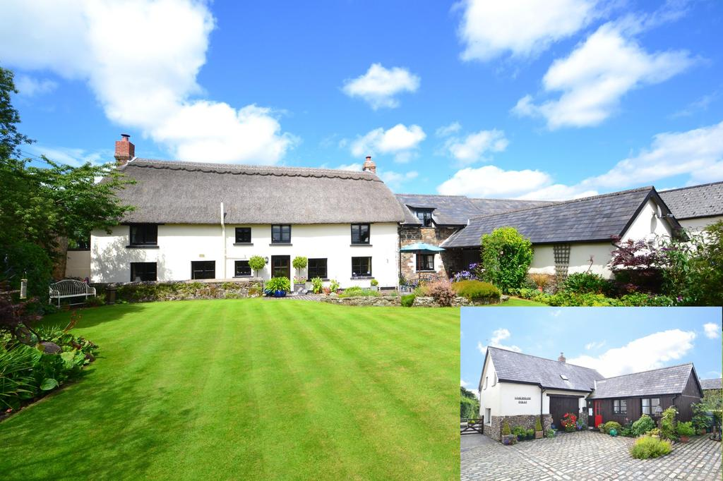 6 Bedrooms Equestrian Facility Character Property for sale in Riddlecombe, Chulmleigh