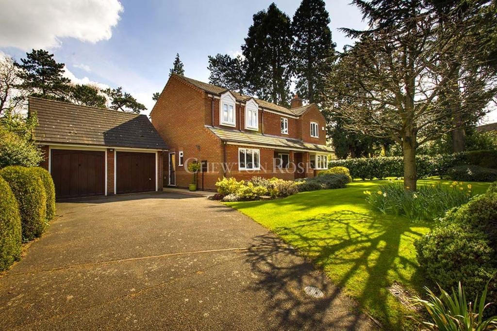 5 Bedrooms Detached House for sale in Edwalton, Nottingham, Nottinghamshire