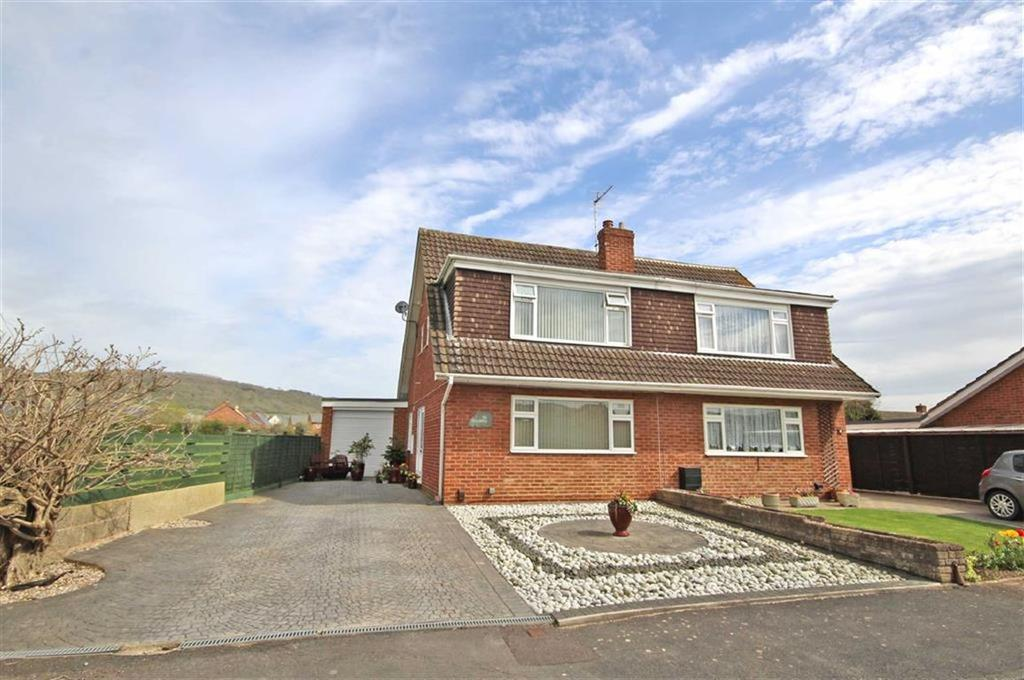 3 Bedrooms Semi Detached House for sale in Nottingham Road, Bishops Cleeve, Cheltenham, GL52