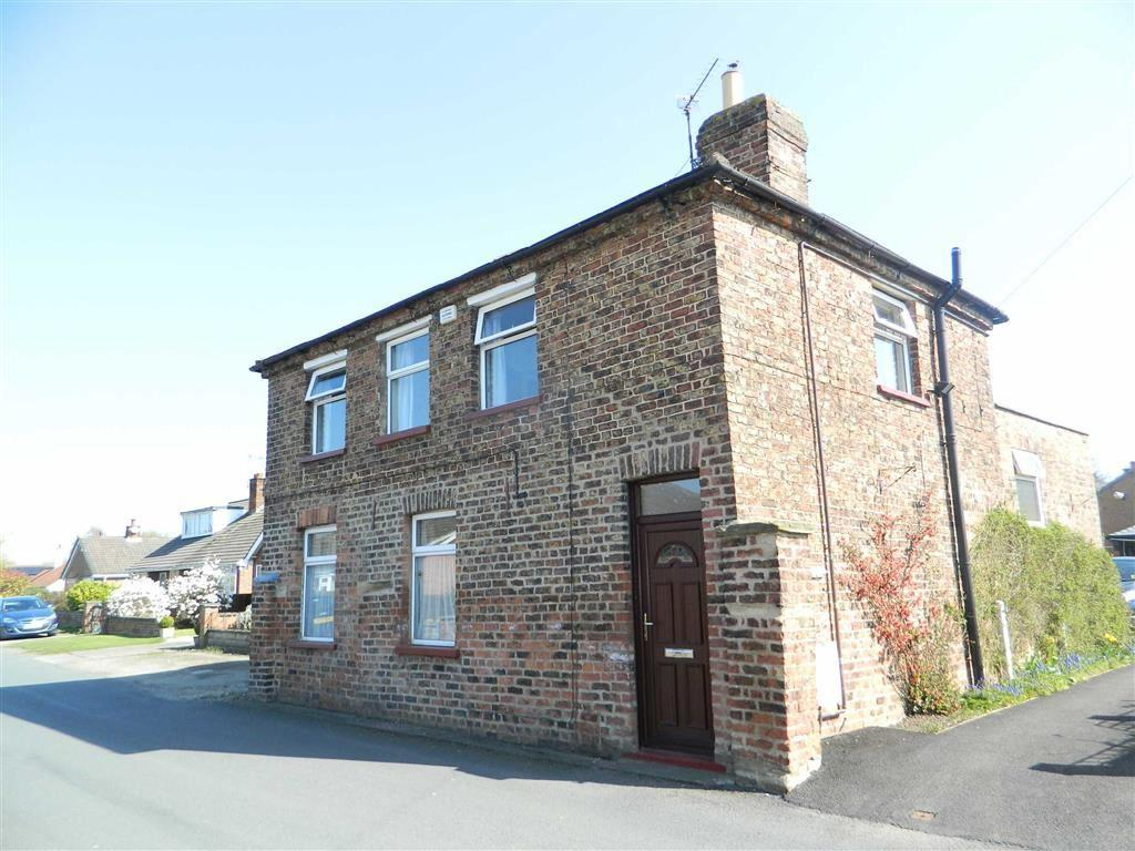 3 Bedrooms Detached House for sale in 25 Back Lane, Sowerby