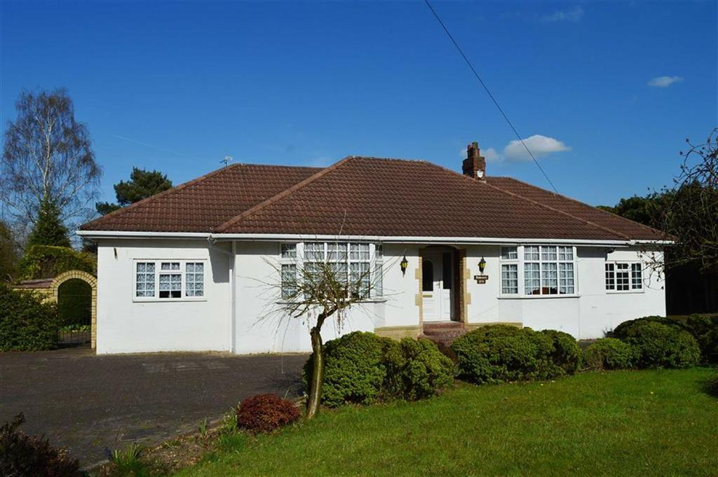 4 Bedrooms Detached Bungalow for sale in Chester Road, CH66