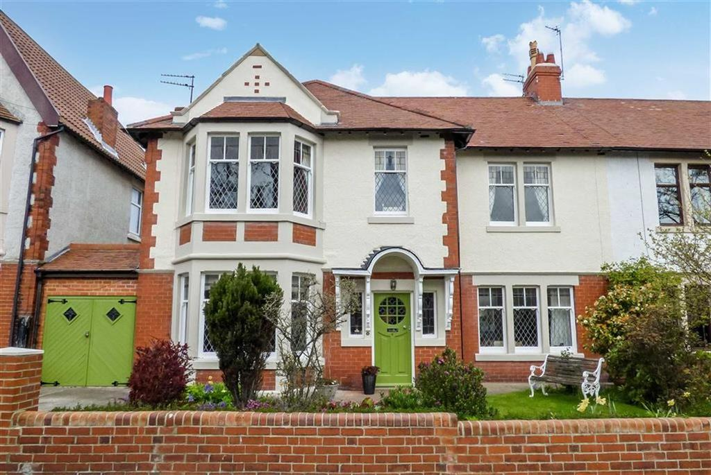 5 Bedrooms Semi Detached House for sale in Dene Crescent, Whitley Bay