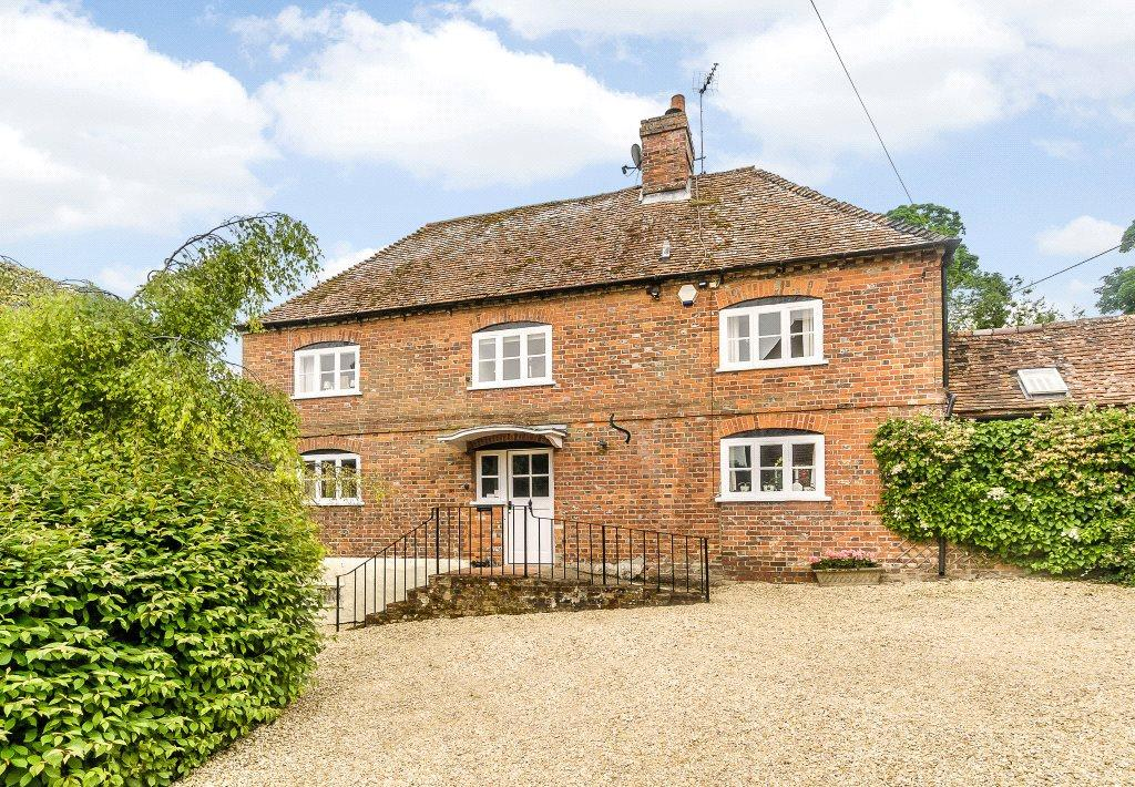 4 Bedrooms Detached House for sale in Main Street, Chilton, Didcot, Oxfordshire, OX11