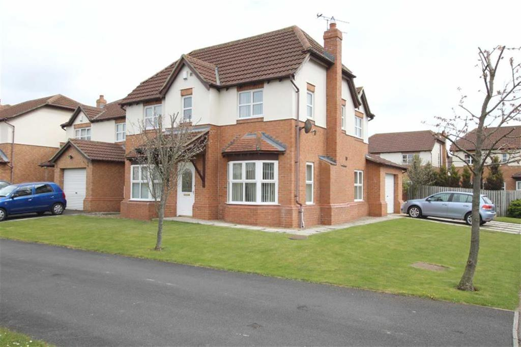 4 Bedrooms Detached House for sale in Millwood, Ferryhil, County Durham