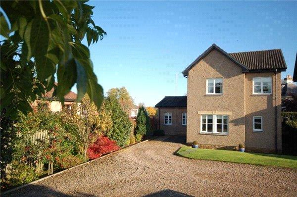 4 Bedrooms Detached House for sale in 85 Wallaceneuk, Kelso, Scottish Borders, TD5