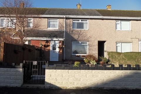 3 bedroom terraced house to rent - Briar Dene, Sketty, Swansea, SA2 8JP