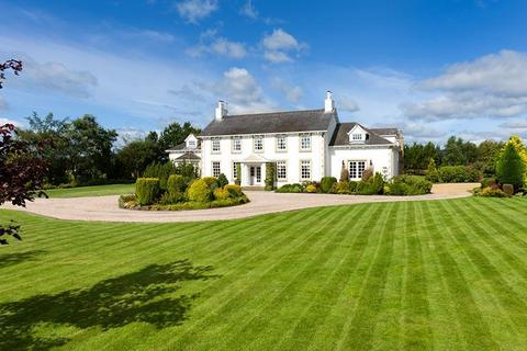 6 bedroom equestrian facility for sale - Moss-Side Hall Of Boquhapple, Thornhill, Stirling, FK8