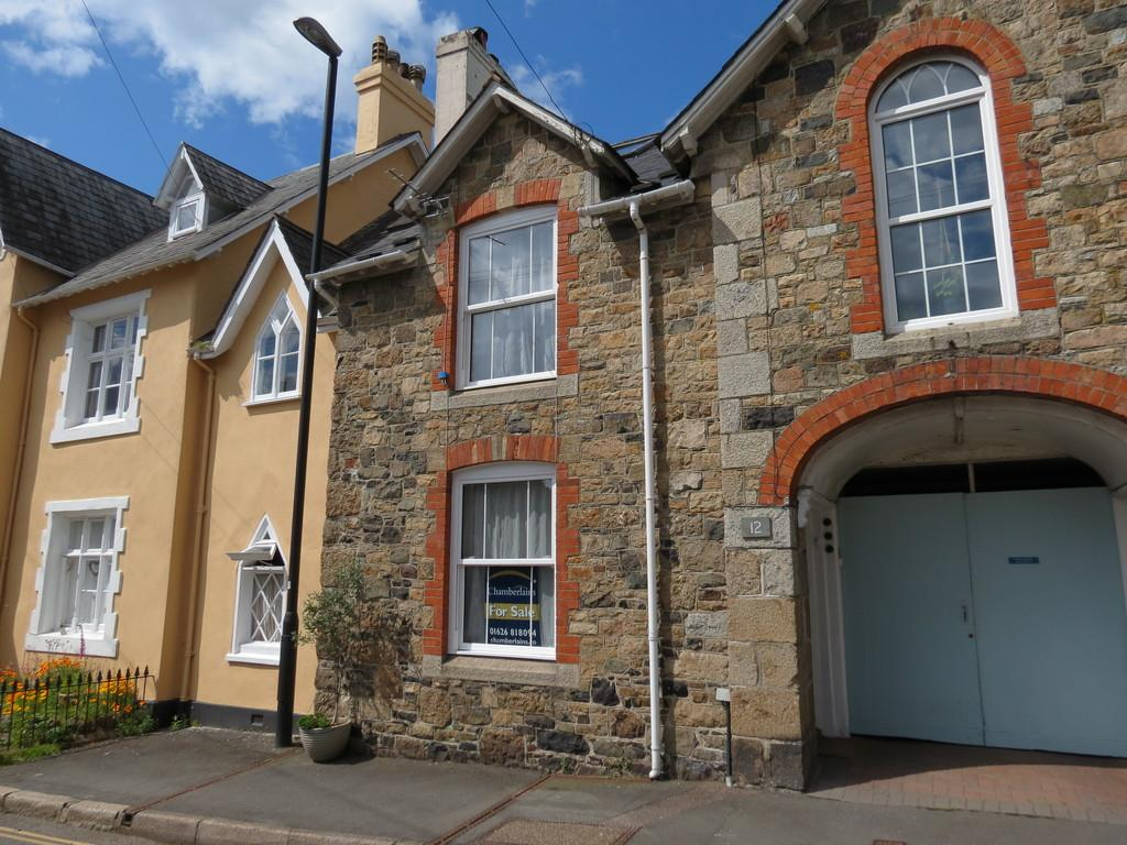 2 Bedrooms Terraced House for sale in East Street, Bovey Tracey