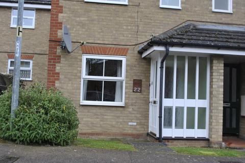 1 bedroom ground floor maisonette to rent - Ben Culey Drive, Thetford