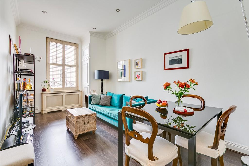 1 Bedroom Flat for sale in Collingham Place, Earl's Court, London