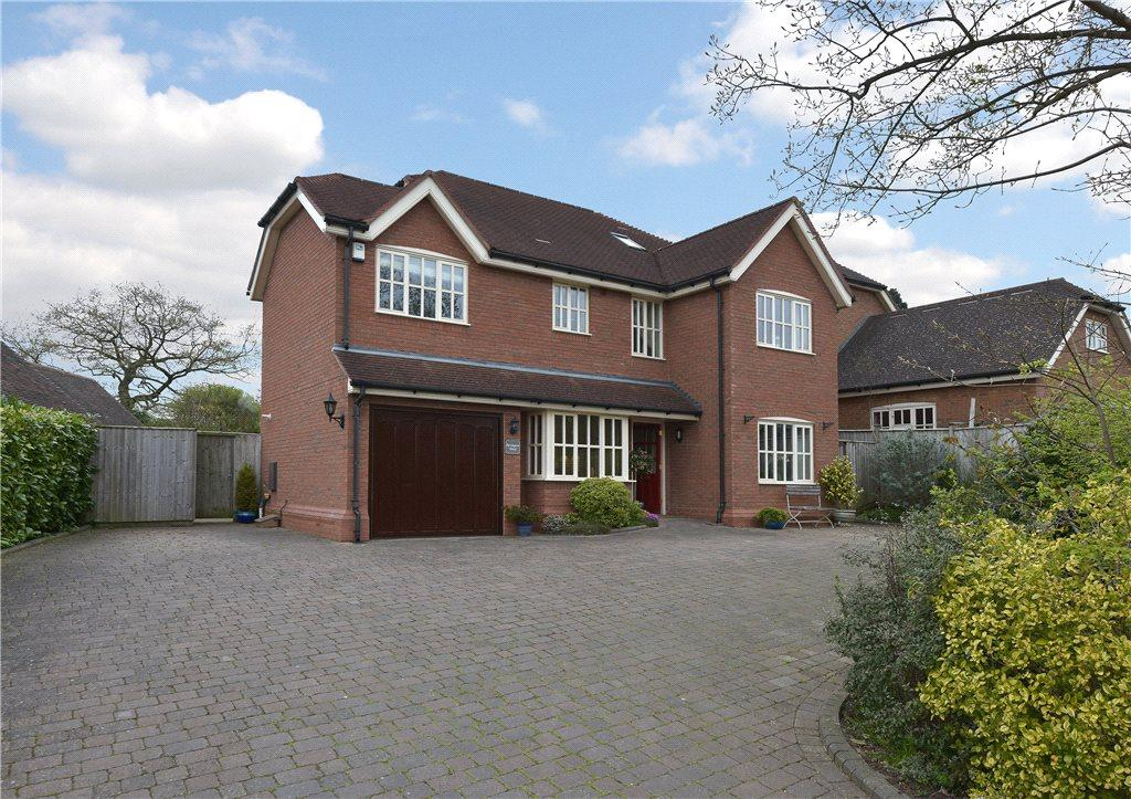5 Bedrooms Detached House for sale in Bournheath Road, Fairfield, Bromsgrove, B61