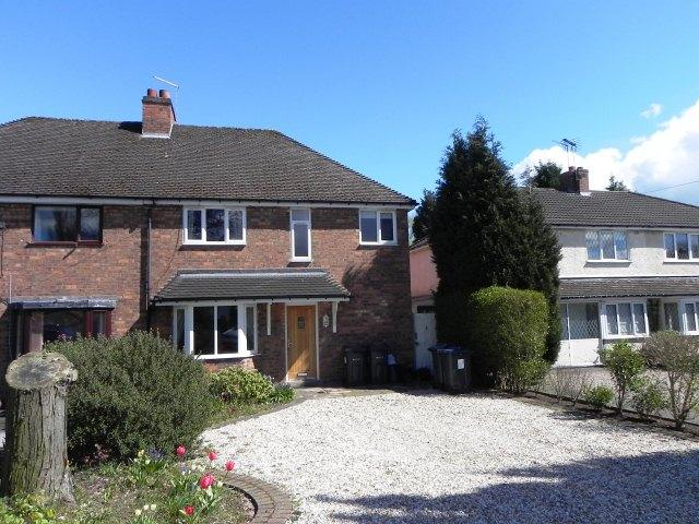 4 Bedrooms Semi Detached House for sale in Whitehouse Common Road,Sutton Coldfield,West Midlands