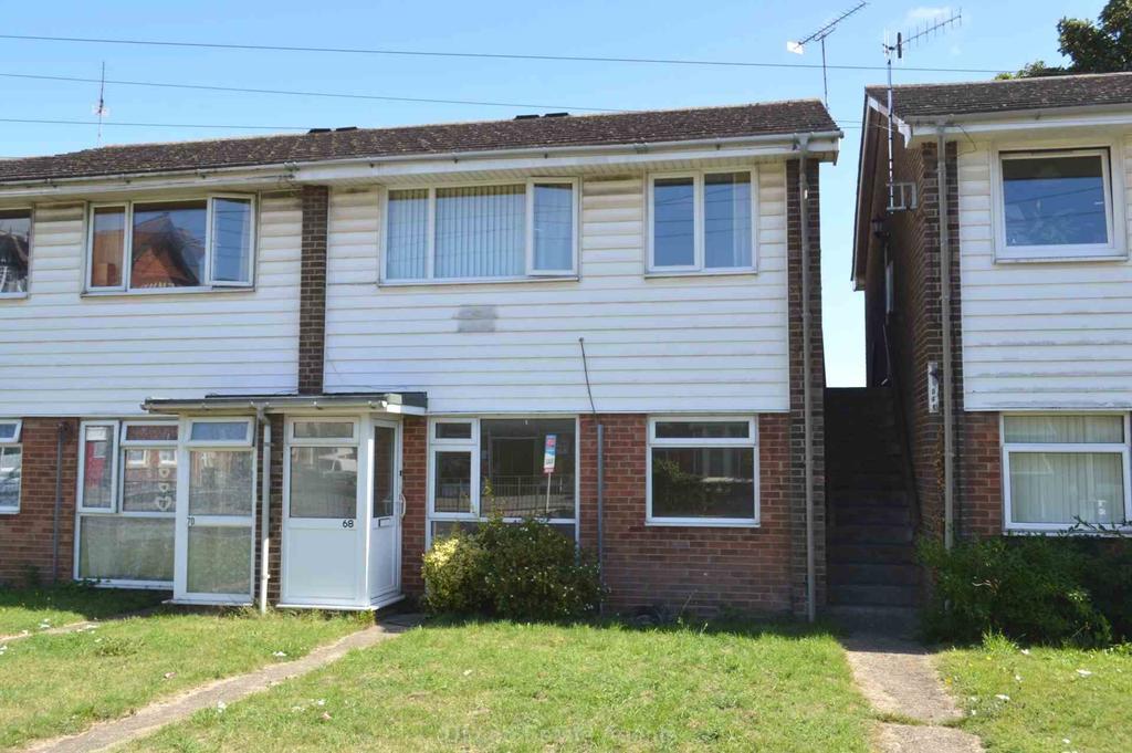 2 Bedrooms Flat for sale in Gordon Road, Gosport