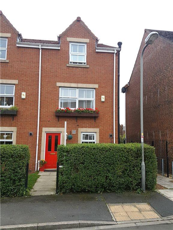 4 Bedrooms End Of Terrace House for sale in Frankfield Mews, Great Ayton, North Yorkshire