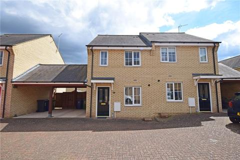 2 bedroom semi-detached house to rent - Wellbrook Way, Girton, Cambridge, Cambridgeshire, CB3