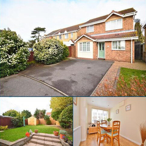 3 bedroom detached house for sale - Temple Pattle, Brantham, Manningtree, CO11 1RW
