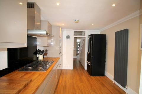 3 bedroom terraced house to rent - Sackville Road, Hove, East Sussex, BN3 3HE