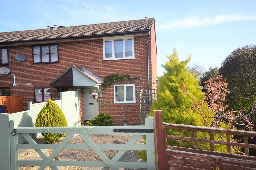 2 Bedrooms End Of Terrace House for sale in Hawthorn Close, Binstead