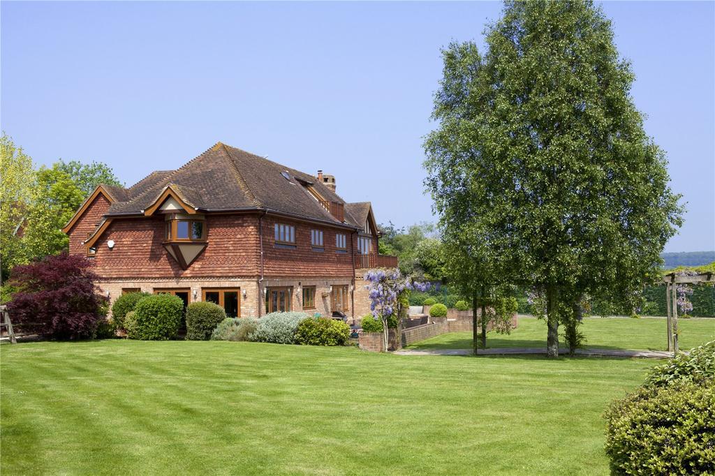 6 Bedrooms Detached House for sale in School Lane, Plaxtol, Sevenoaks, Kent, TN15