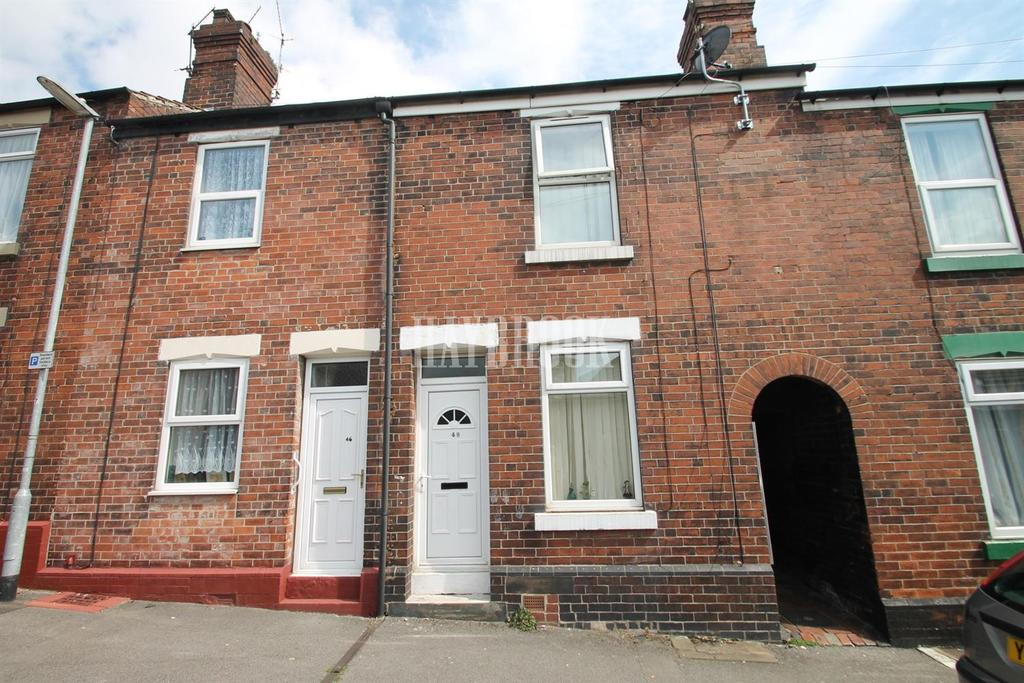 2 Bedrooms Terraced House for sale in Devonshire Street, Holmes
