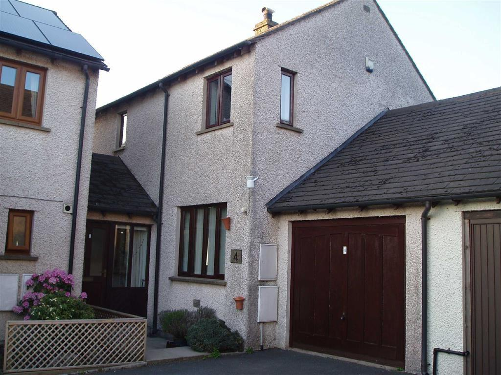 3 Bedrooms Link Detached House for sale in Harley Close, Low Bentham, Lancs