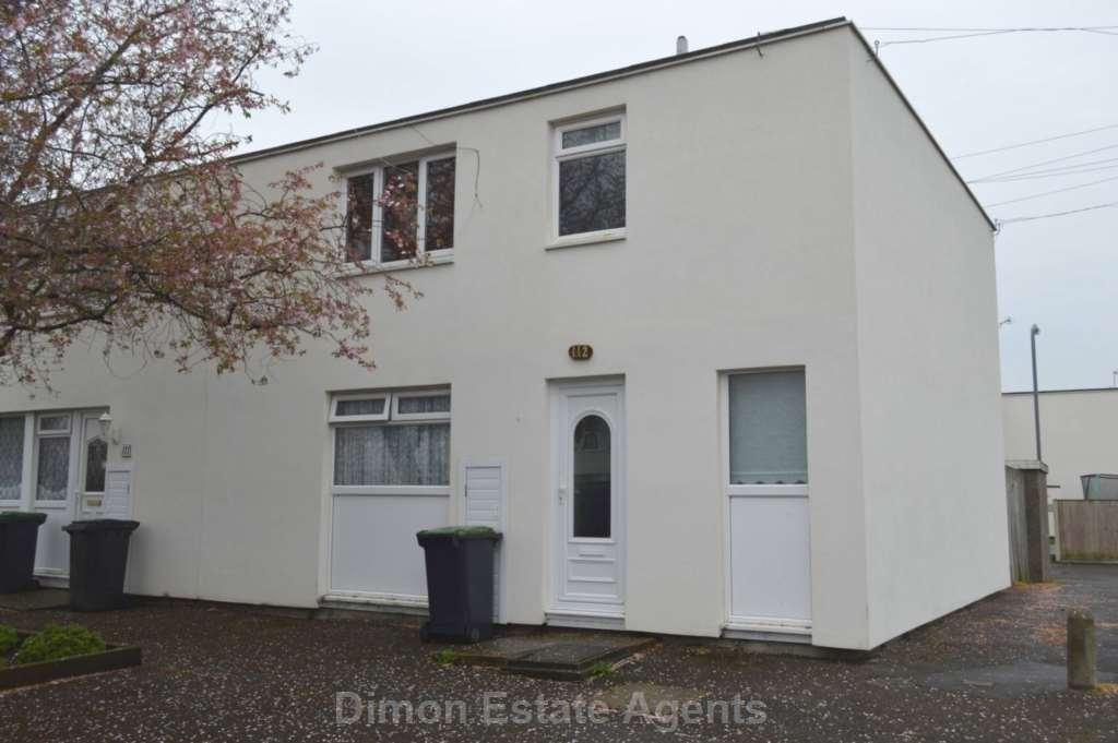 3 Bedrooms End Of Terrace House for sale in Cornwell Close, Rowner
