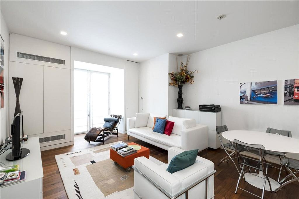 2 Bedrooms Penthouse Flat for sale in Orwell Studios, 24 Market Place, London, W1D