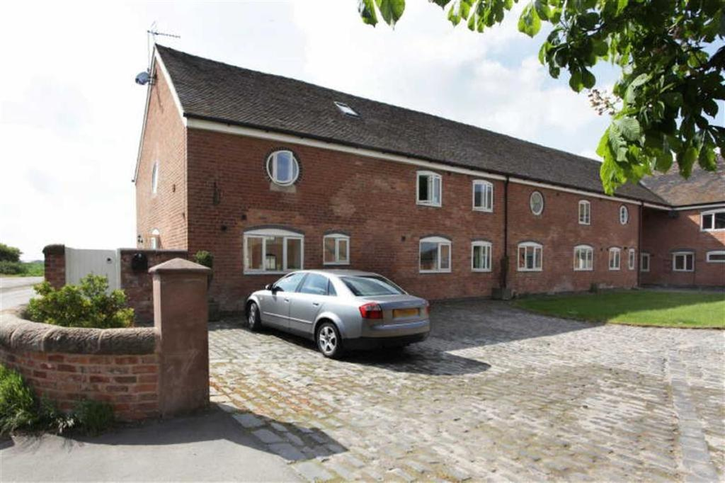 4 Bedrooms Barn Conversion Character Property for sale in Woodhey Lane, Nantwich, Cheshire