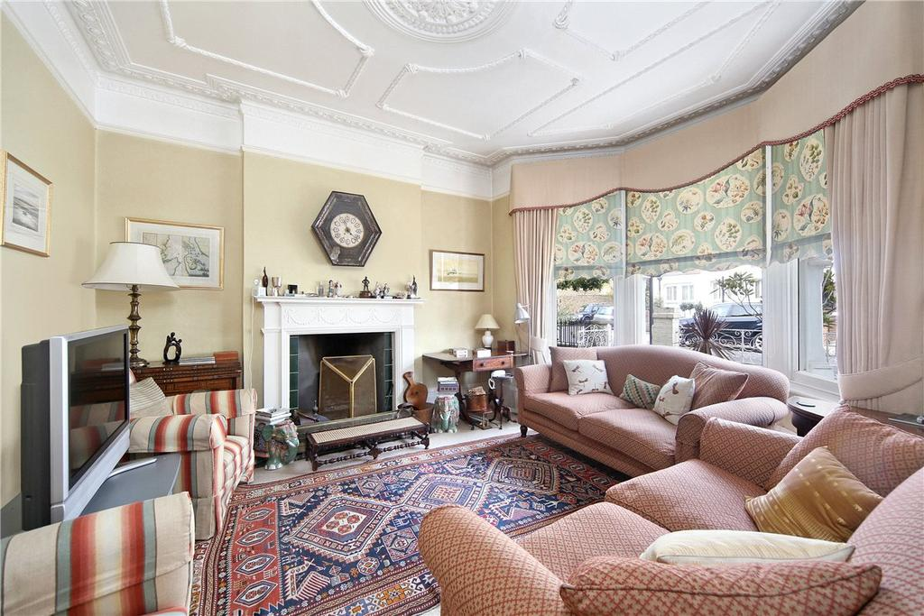5 Bedrooms Semi Detached House for sale in Cloncurry Street, London, SW6