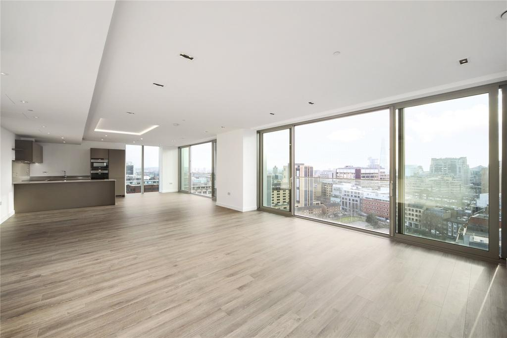 3 Bedrooms Flat for sale in Cashmere House, Goodmans Fields, Leman Street, London