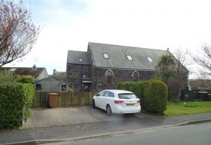 4 Bedrooms Unique Property for sale in the Old Chapel, Station Road, Ballaugh, Isle of Man, IM7