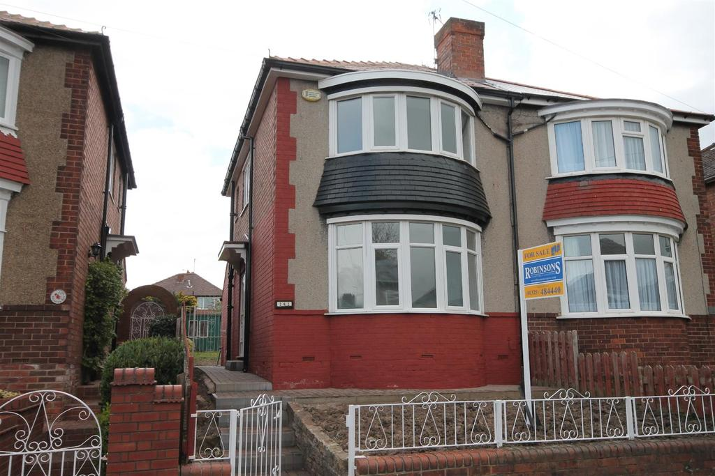 2 Bedrooms Semi Detached House for sale in Clifton Road, Darlington