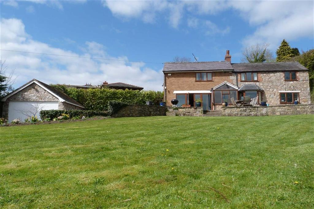 4 Bedrooms Country House Character Property for sale in Greystones Lane, Pant, Oswestry, SY10