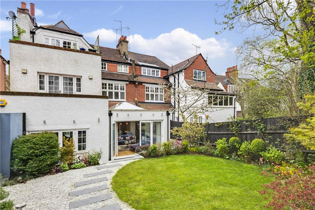 3 Bedrooms Flat for sale in Hollycroft Avenue, Hampstead, London, NW3