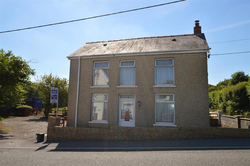 3 Bedrooms Detached House for sale in Gate Road, Penygroes, Llanelli