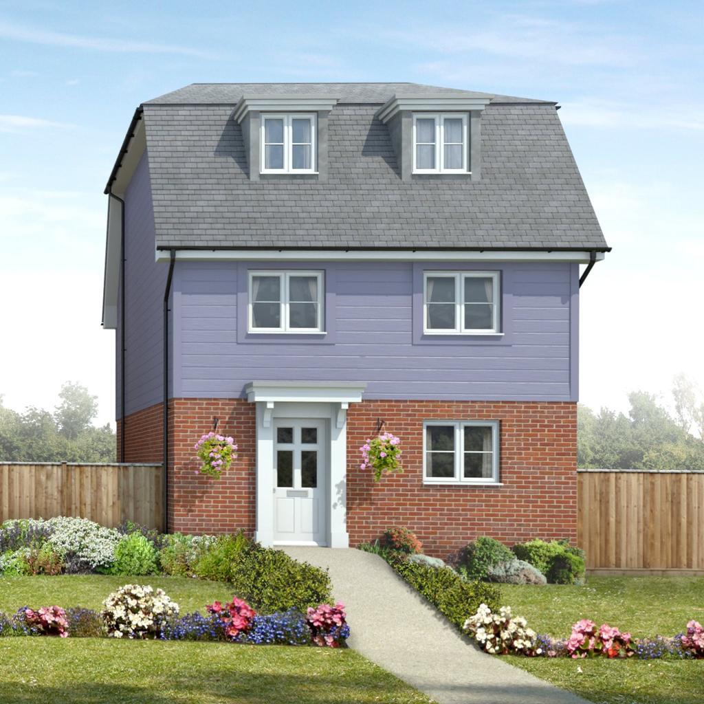 4 Bedrooms Detached House for sale in 64 The Hawkhurst, Ashlin Quarter, Station Road, Aylesford, ME20