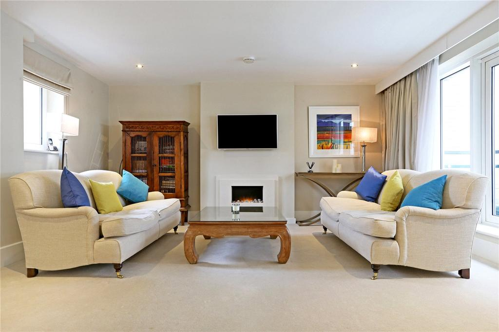3 Bedrooms Maisonette Flat for sale in Putney Wharf, 16 Brewhouse Lane, Putney, London, SW15