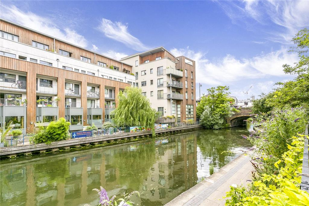 3 Bedrooms Flat for sale in Timber Wharf, 240 Kingsland Road, London, E2