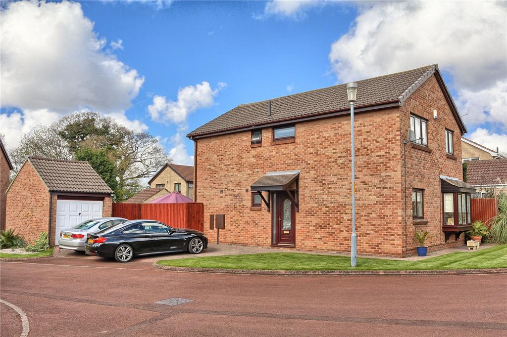 4 Bedrooms Detached House for sale in Torbay Close, Tollesby Hall