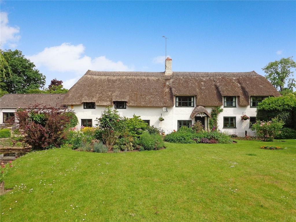 4 Bedrooms House for sale in Lowton, Taunton, Somerset, TA3