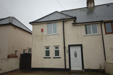 3 bedroom semi-detached house - 16 Fferm Goch, Llangan, Bridgend CF35 5DP