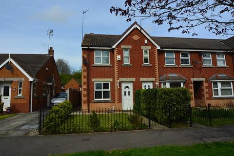 2 bedroom end of terrace house to rent - Lindengate Avenue, Leeds Road