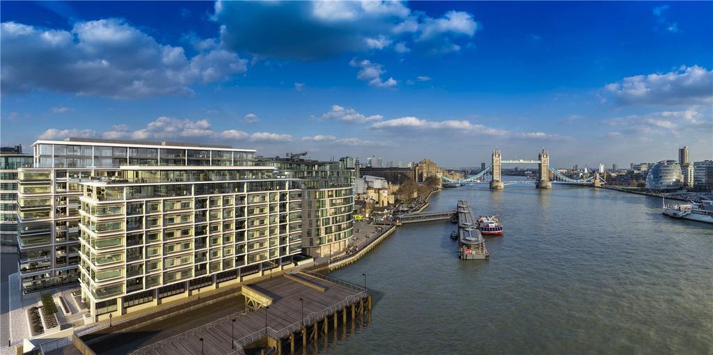 2 Bedrooms Flat for sale in Landmark Place At Tower Bridge, Water Lane, London, EC3R