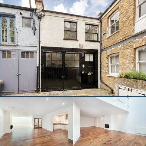 3 bedroom mews to rent - Ensor Mews, South Kensington, London, SW7
