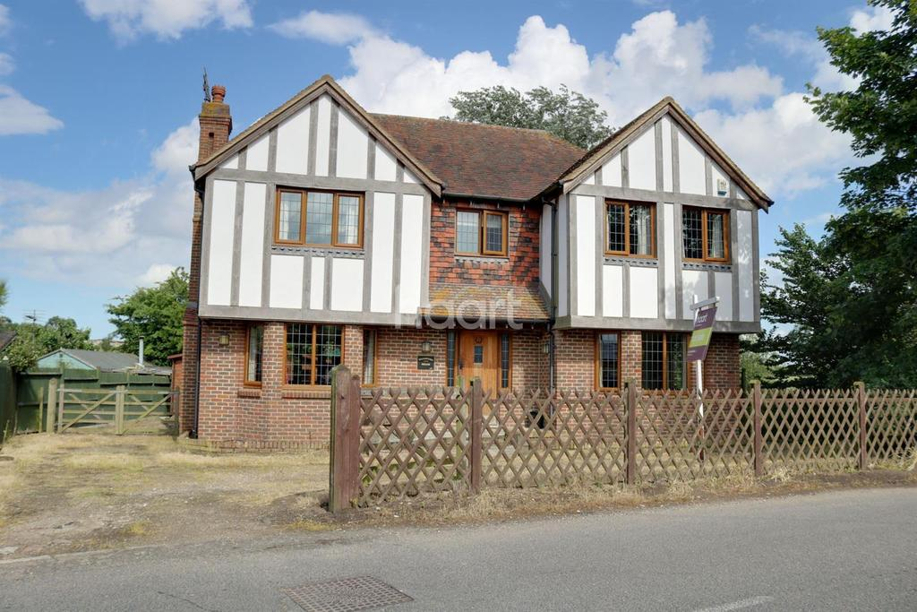 4 Bedrooms Detached House for sale in High Street, Eastchurch