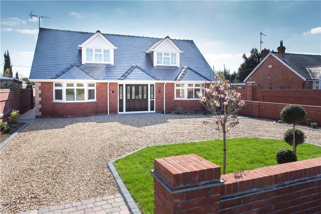 4 Bedrooms Detached House for sale in Tewkesbury Road, Uckington, Cheltenham, Gloucestershire, GL51