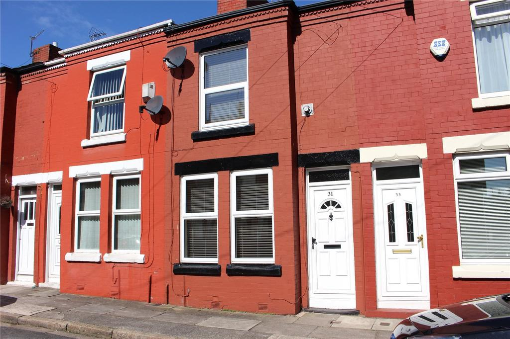 2 Bedrooms Terraced House for sale in Bridgeford Avenue, Liverpool, Merseyside, L12