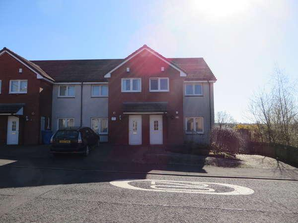 3 Bedrooms Terraced House for sale in 18A Garnock Street, Dalry, KA24 4BT