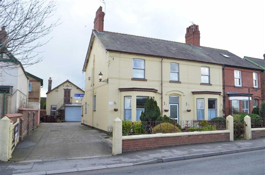 5 Bedrooms Semi Detached House for sale in Main Road, Broughton, Flintshire, Broughton
