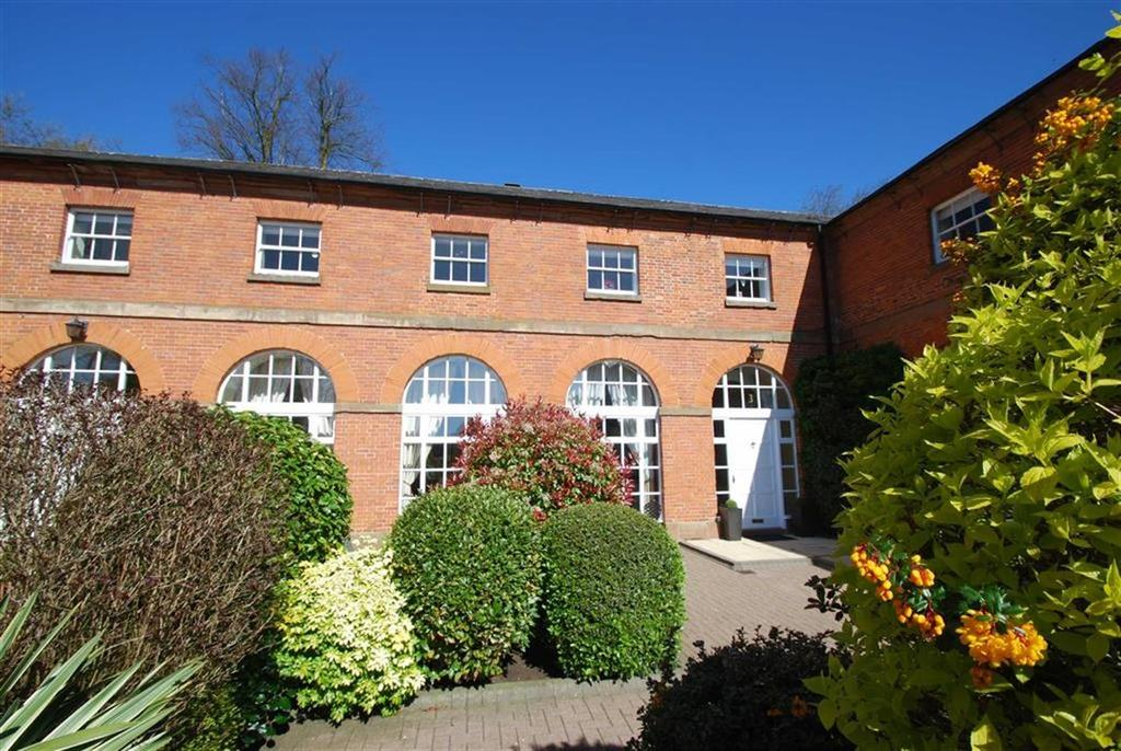 4 Bedrooms Mews House for sale in The Courtyard, Whittington, Staffordshire